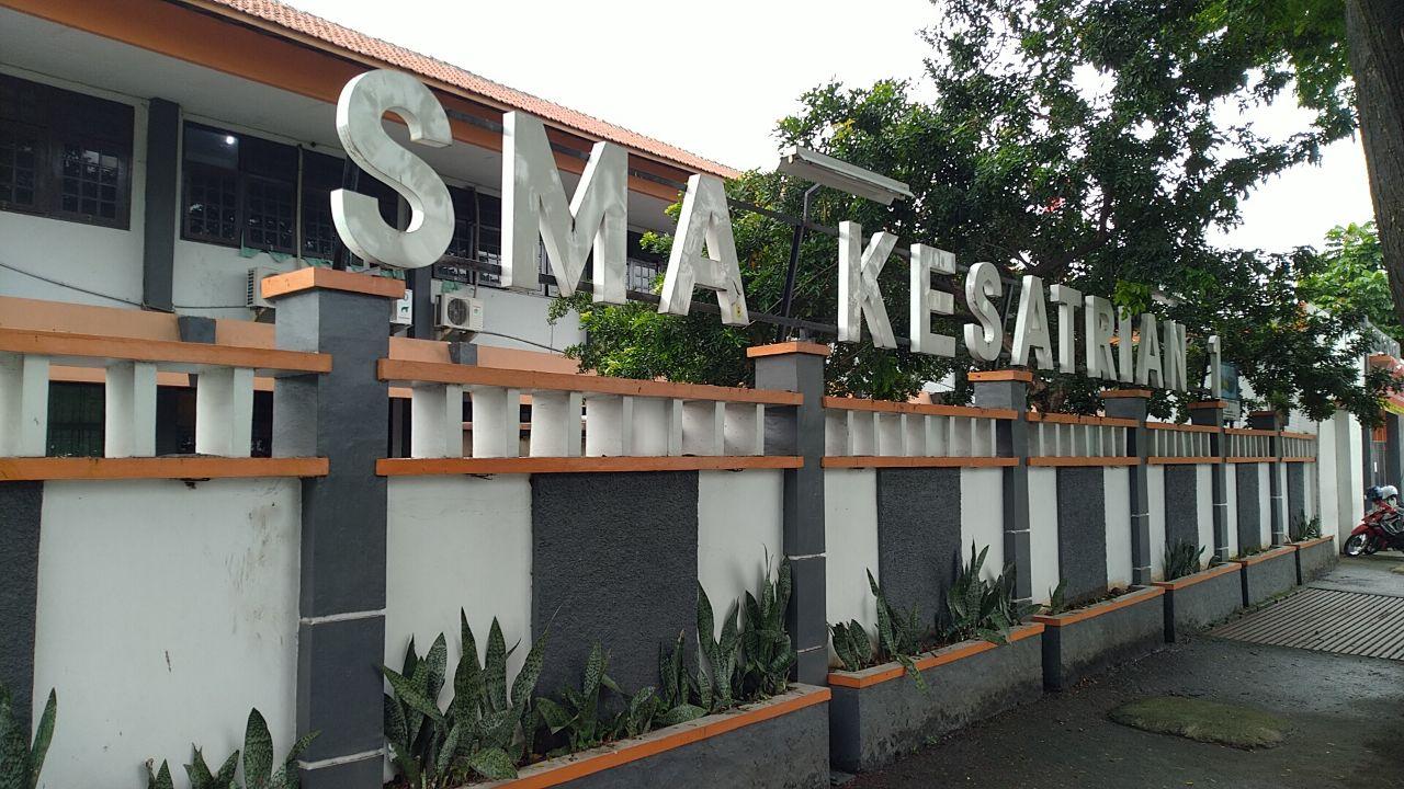 SMA Kesatrian 1 Semarang